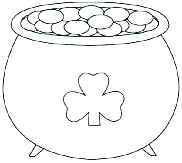 600x539 Coloring Pages St Patricks Coloring Pages St Coloring Pages A Big