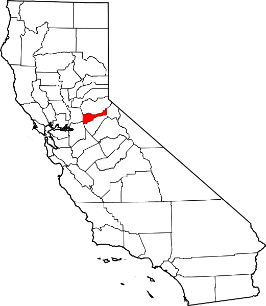 521x599 Good Spots For Gold In California's Motherlode Amador County