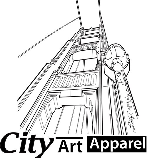 500x540 City Art Apparel
