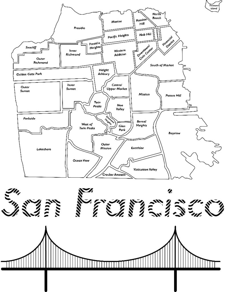 788x1024 How To Make A Laser Cut Map Of San Francisco 6 Steps