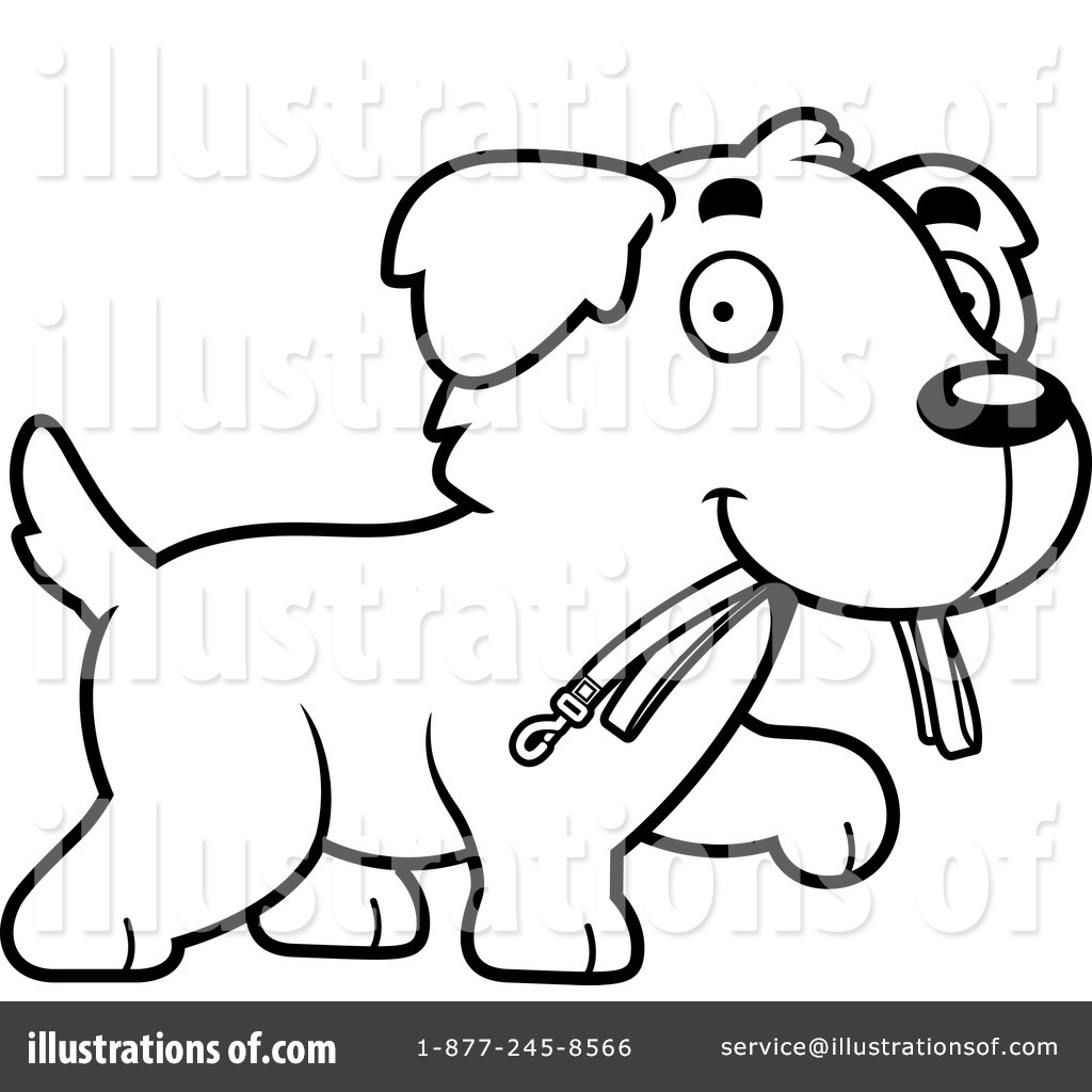 Golden Retriever Line Drawing at GetDrawings.com | Free for personal ...