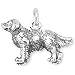 250x250 Great Gifts For Dog Lovers Golden Retriever Charms