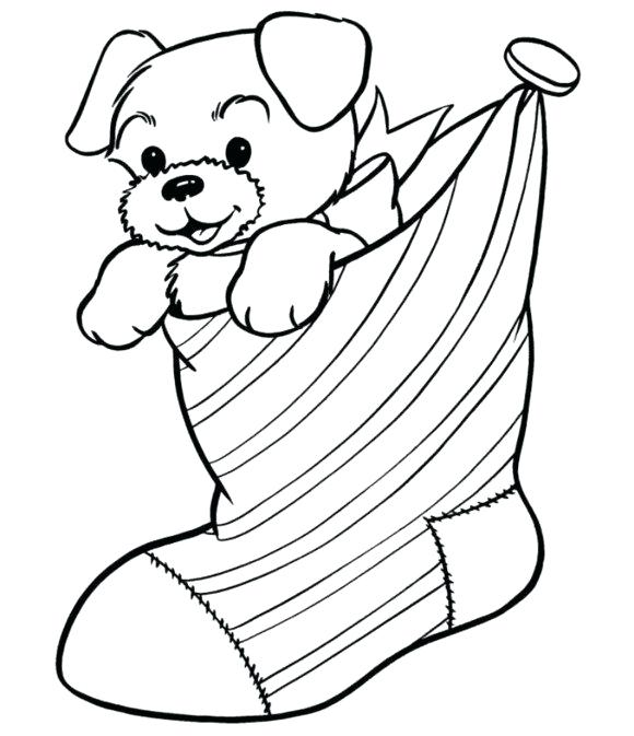 580x673 Golden Retriever Puppy Coloring Pages Printable Cartoon Wolf