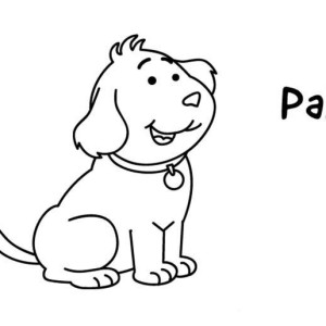 300x300 Arthur Pet Golden Retriever Puppy Pal Coloring Page Arthur Pet