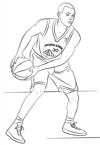 Golden State Warriors Drawing