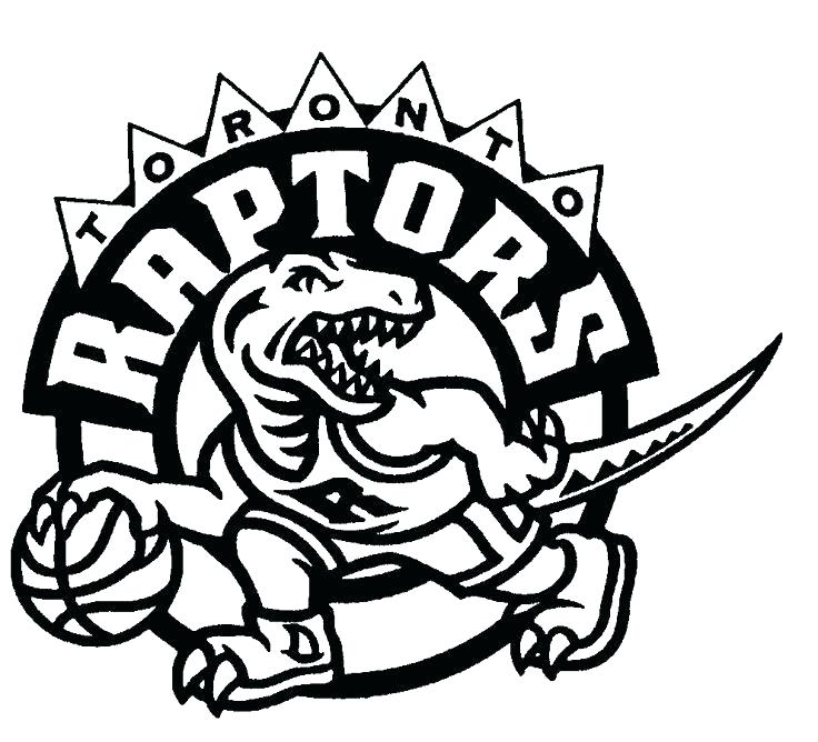 736x668 Nba Players Coloring Pages