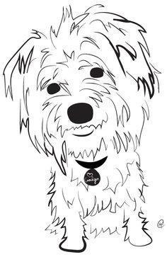 236x363 Golden Doodle Drawing Cricut Creations Golden