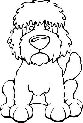 278x408 Goldendoodle Decal Dog Dog, Golden Doodles And Labradoodle