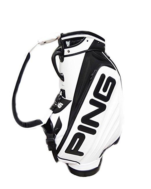 522x653 New Ping Tour Staff 6 Way Whitelack Cart Golf Bag