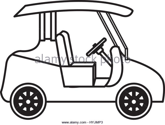 Cartoon Golf Buggy Images Golf Cart Golf Cart Customs