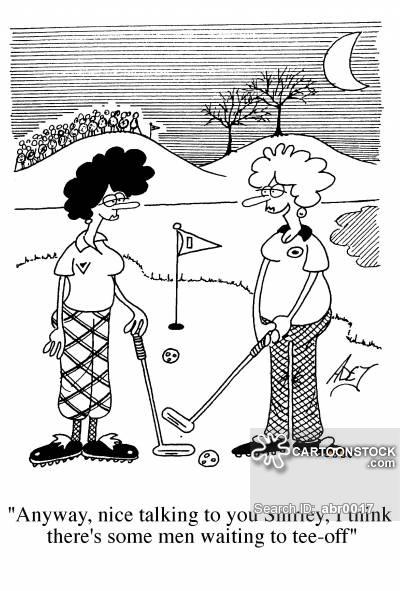 400x591 Game Of Golf Cartoons And Comics