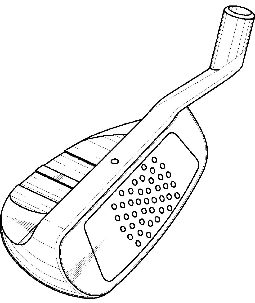 1077x1276 A First On The Golf Patents Blog! Can You Identify This Chipper