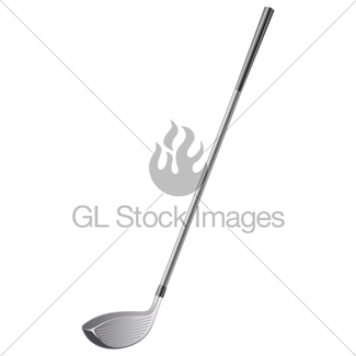 325x325 Golf Club. Putter Gl Stock Images