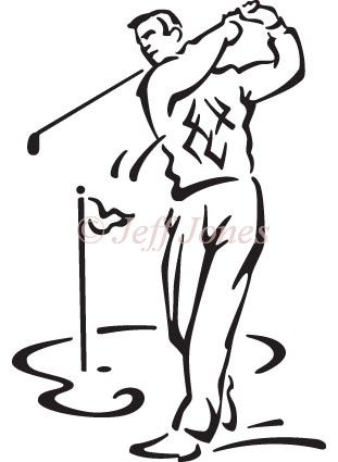 311x425 23 Best Golfing For Cards Images On Golf Crafts, Clip