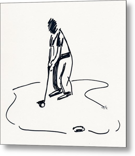 517x600 Golf Iv Drawing By Winifred Kumpf