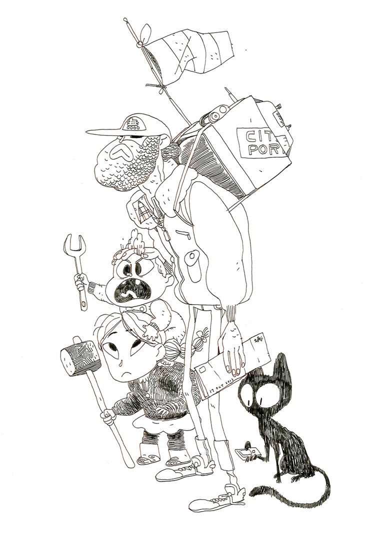736x1080 112 Best Images About Characters On Behance, Cartoon