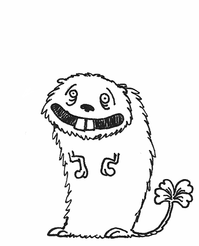 406x500 Good Luck Beaver Doodles And Drawings Doodles And Draw