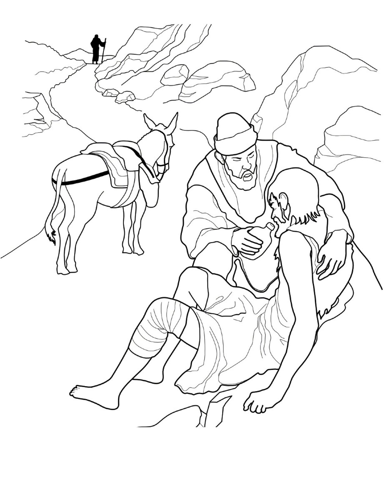 1253x1600 The Good Samaritan