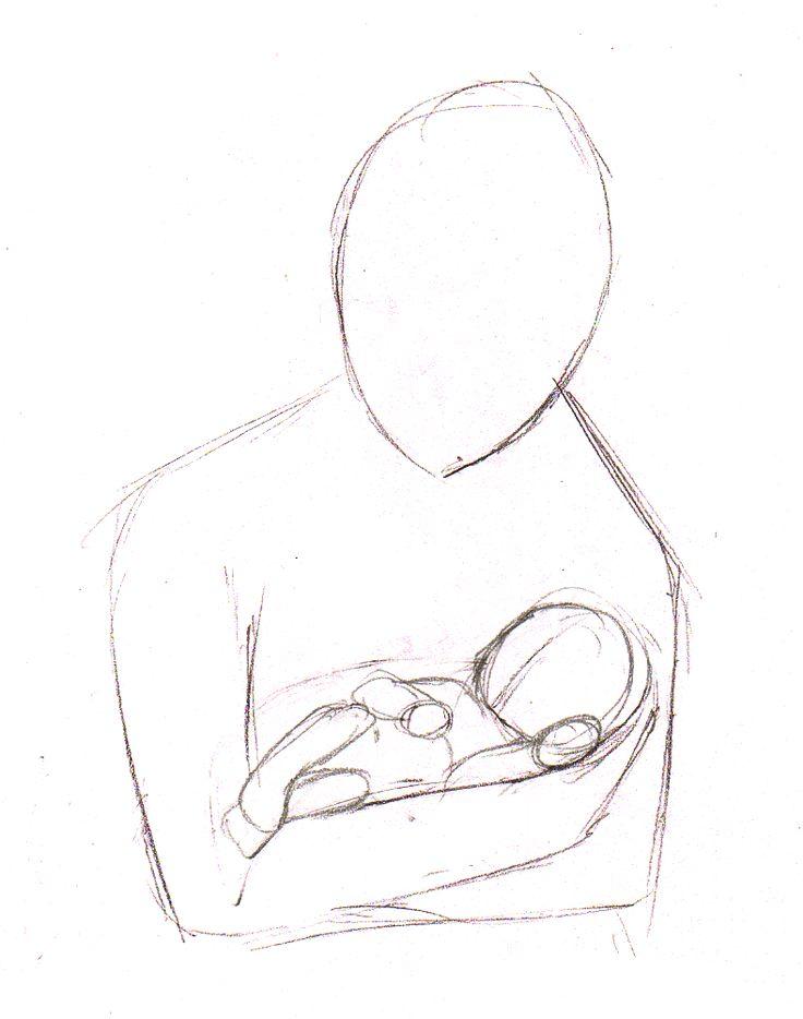 736x934 Parenthood Anime Drawing Google