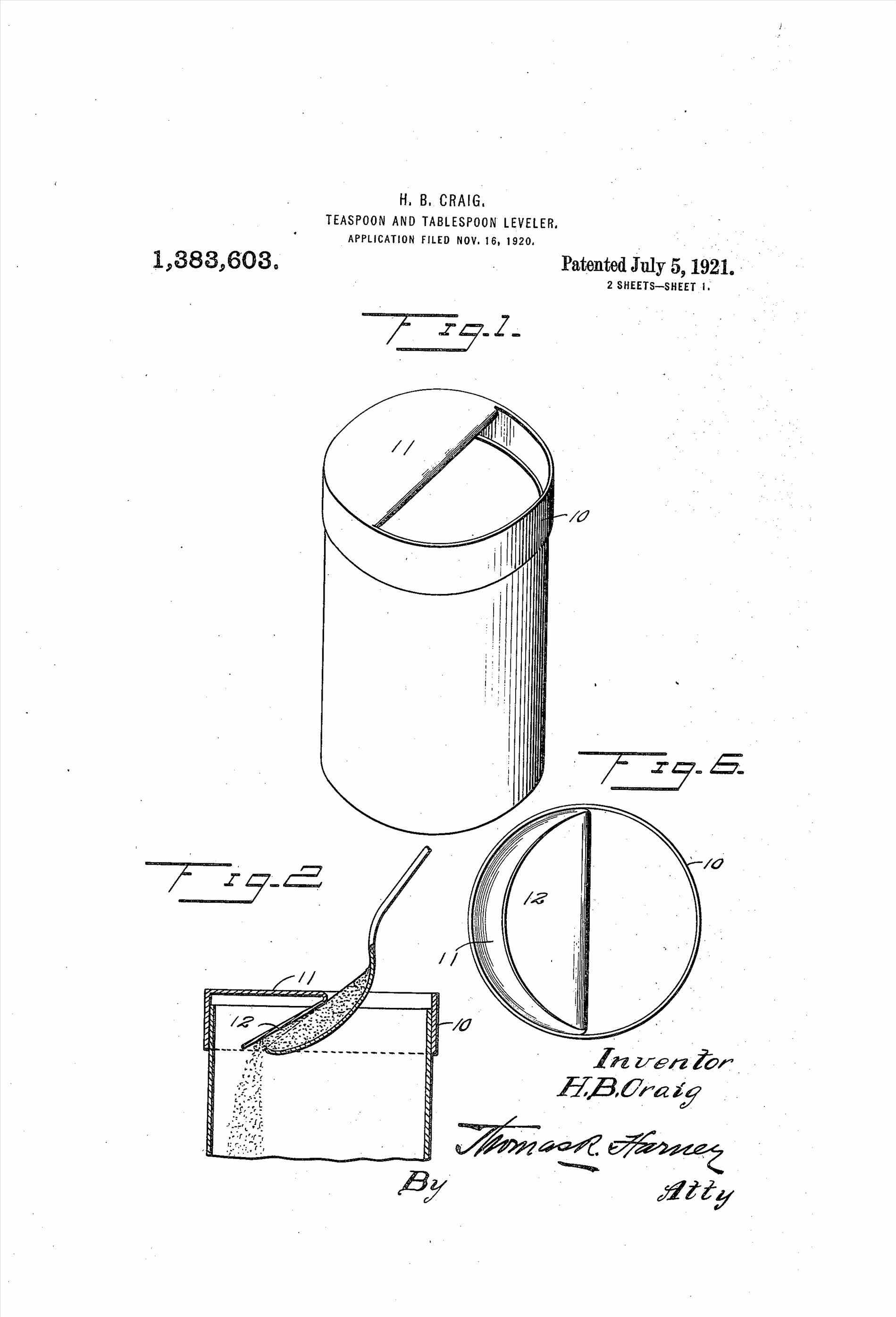 1899x2791 Spoon Amp Fork Stock Patent Us Scar Reducing And Massage Emollient