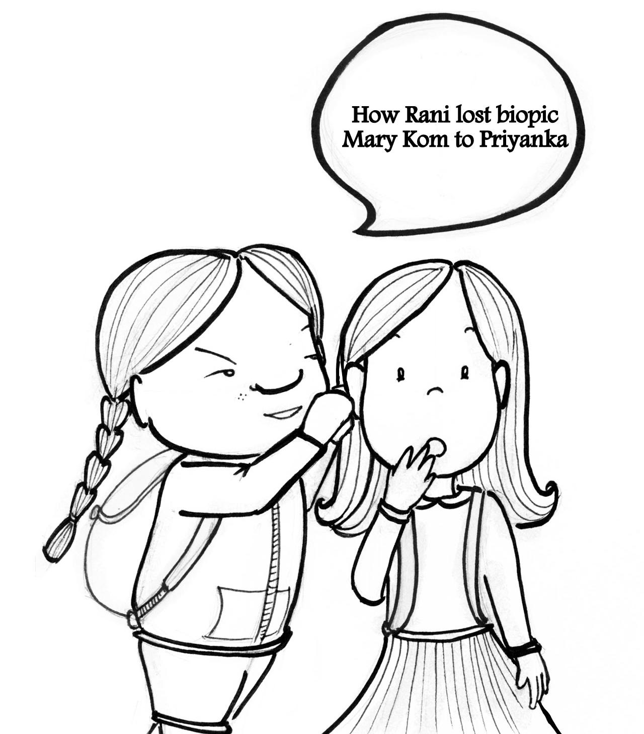1280x1459 Gleebize Gossip Queen Tells How Rani Mukherjee Lost Biopic Mary