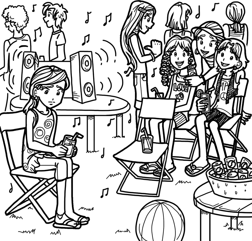 816x780 What To Do When Your Friends Gossip About You Dork Diaries