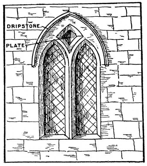 500x563 Gothic Architecture