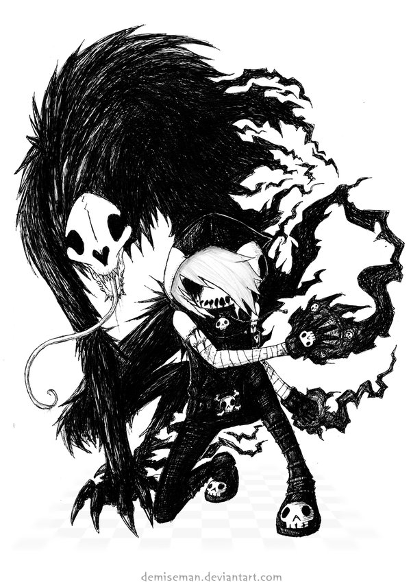 Gothic Drawing Ideas At GetDrawings.com