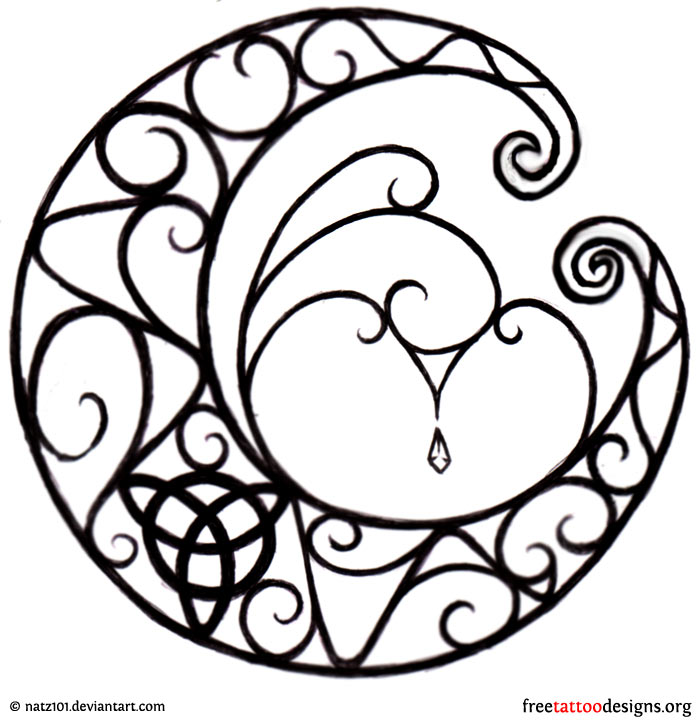 700x721 Gothic Tattoos
