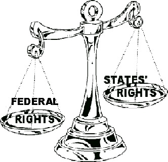 332x321 States Rights Versus Federal Government Acgr's News With Attitude