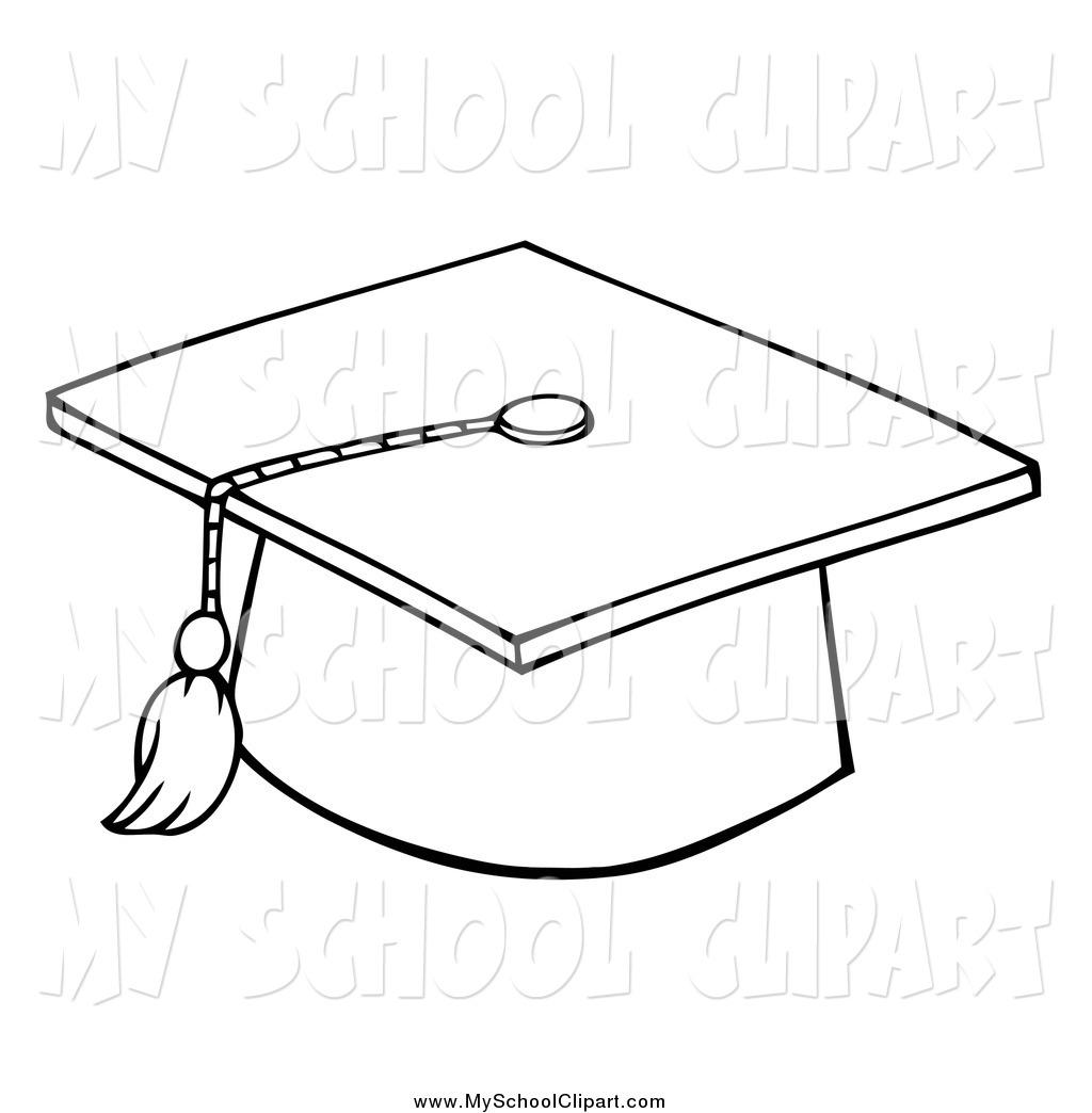 1024x1044 Drawn Hat Grad