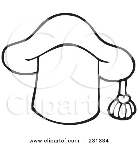 450x470 Royalty Free (Rf) Clipart Illustration Of A Coloring Page Outline