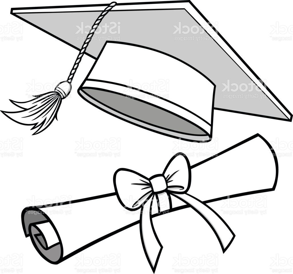 Grad Cap Drawing at GetDrawings.com | Free for personal use Grad Cap ...