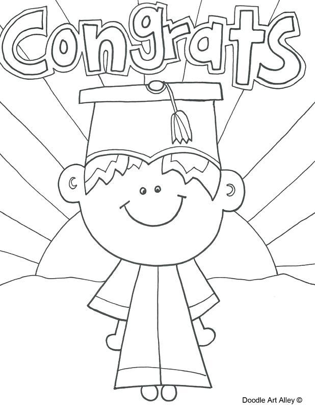 618x800 Graduation Coloring Pages Picture Graduation Hat Coloring Pages