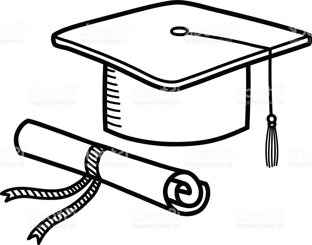 1024x805 Best Hd Graduation Cap Diploma Hat Education Doodle Vector Photos