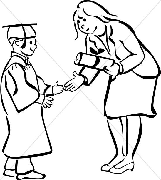 548x612 Christian Graduation Clipart, Graduation Images