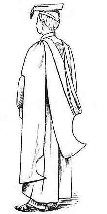 220x439 Academic Dress