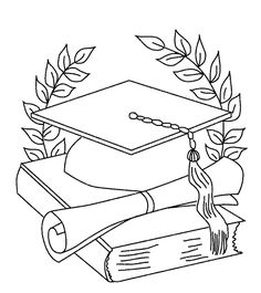 236x265 How To Draw A Graduation Cap