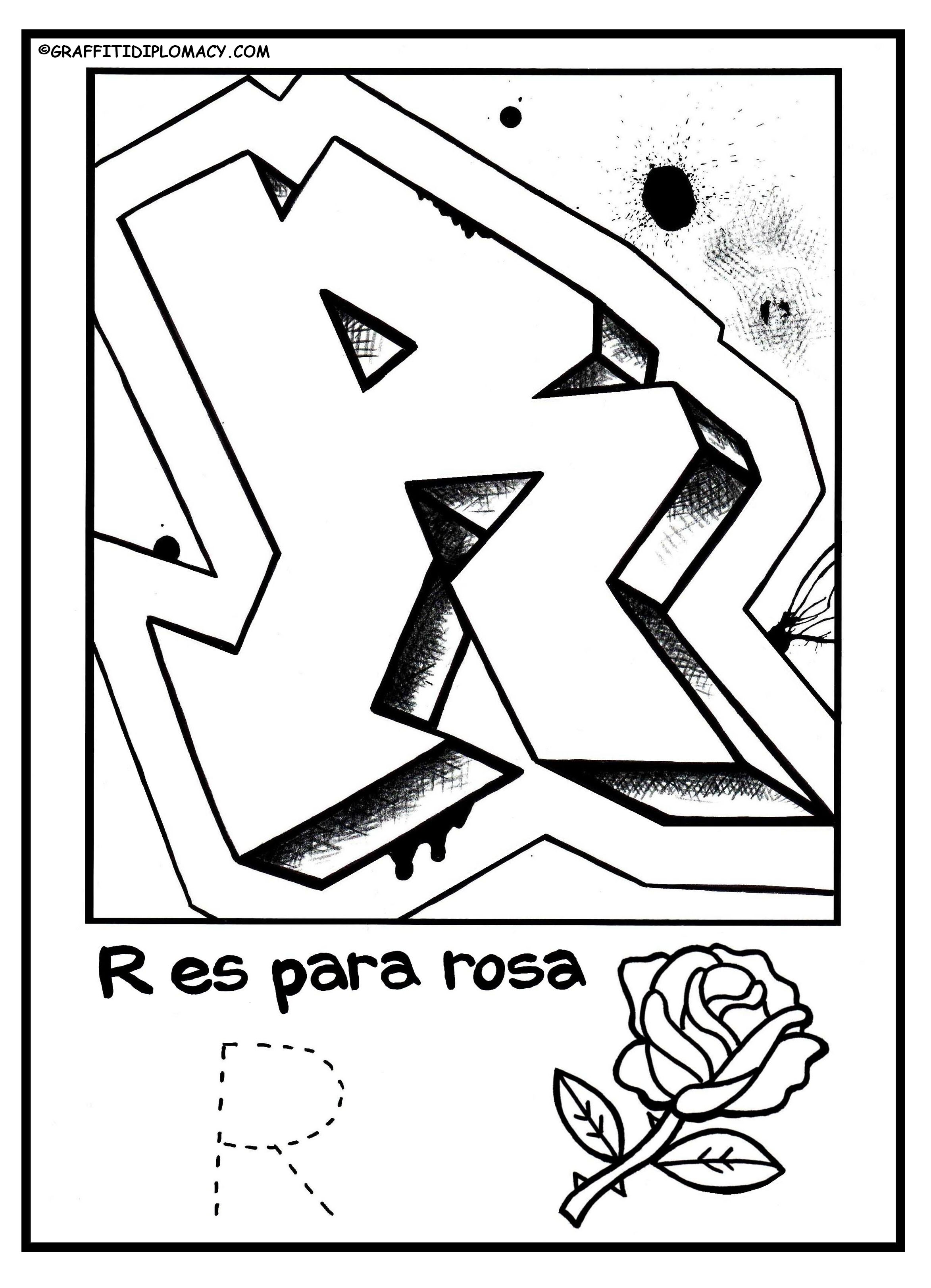 2346x3245 Graffiti Drawing Pdf Urban Fish Bone Example Map Of The
