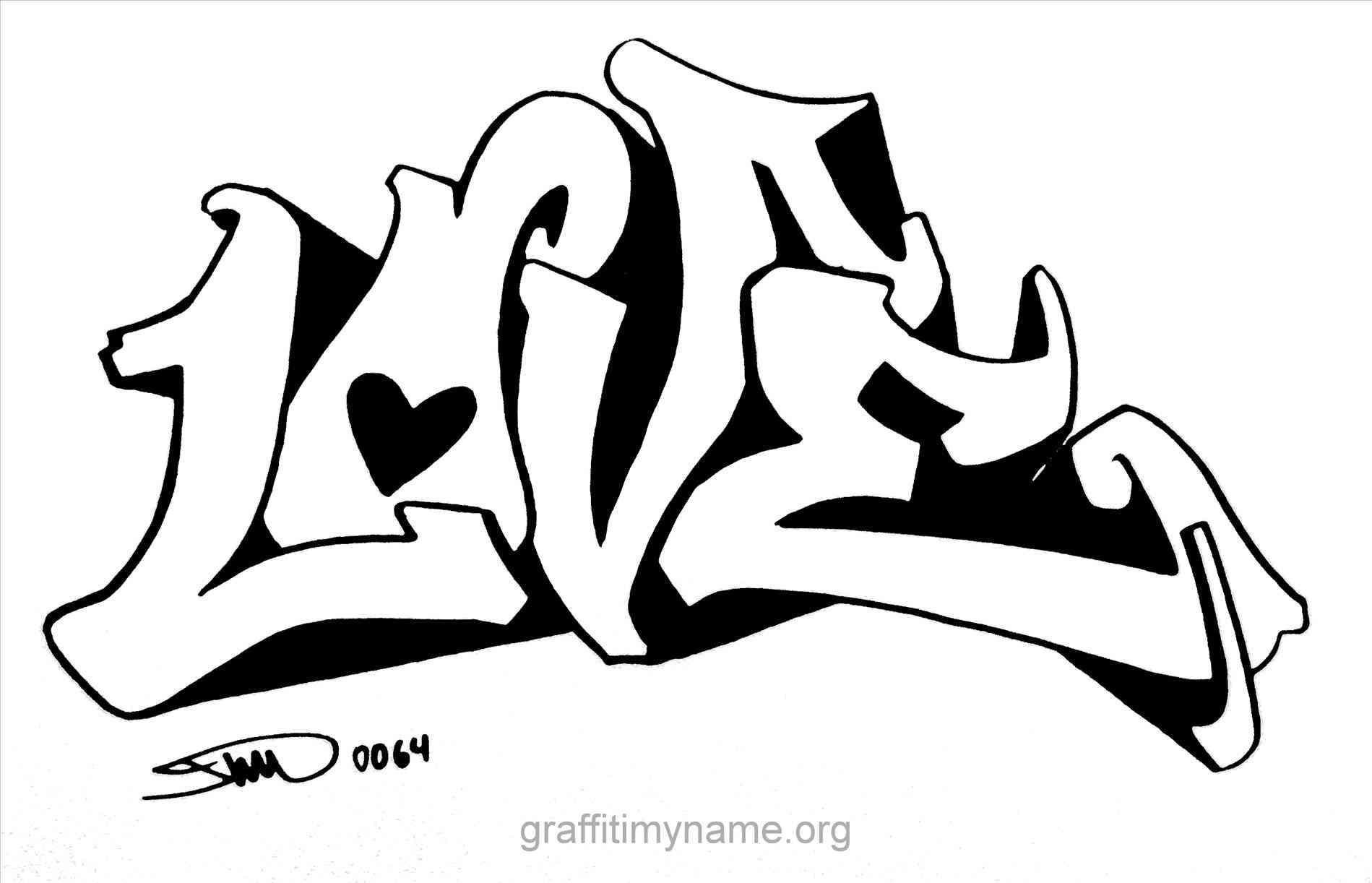 1899x1222 Graffiti Heart With Wings And A Rose Freespywarefixescom