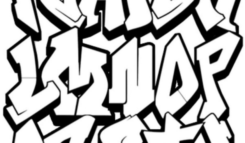 Graffiti Letters Az Drawing At Getdrawings Com Free For