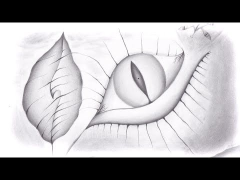 480x360 82 Best Abstract Pencil Drawings