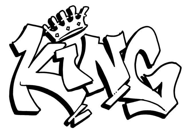 653x459 Graffiti Words