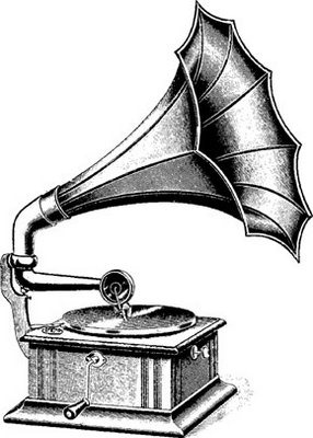 286x400 The Victor Victrola Phonograph ( Dta Phonograph