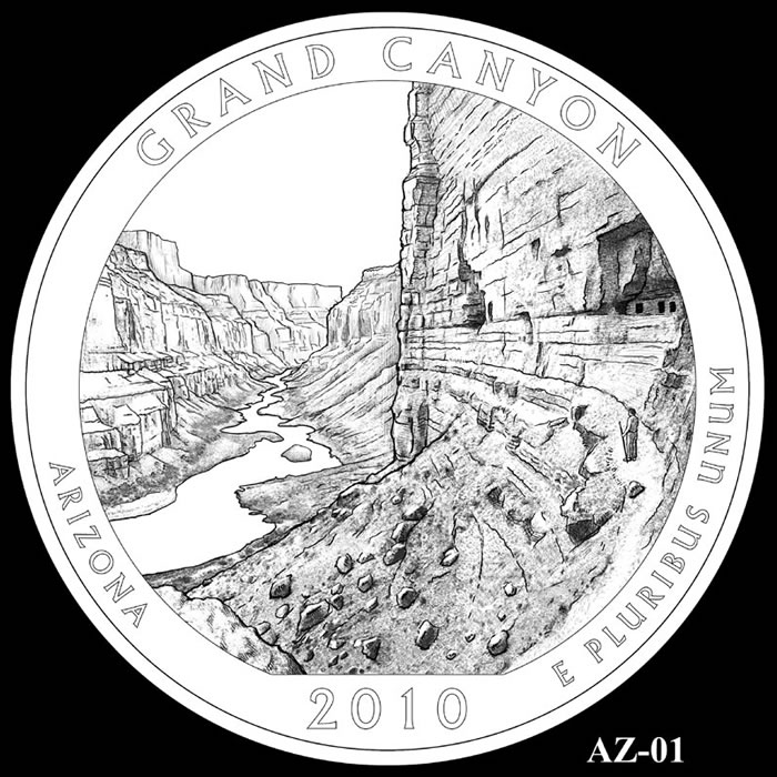 Grand Canyon Drawing