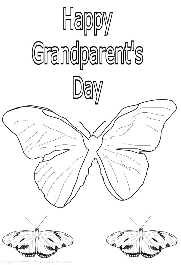 Grandparents Day Drawing