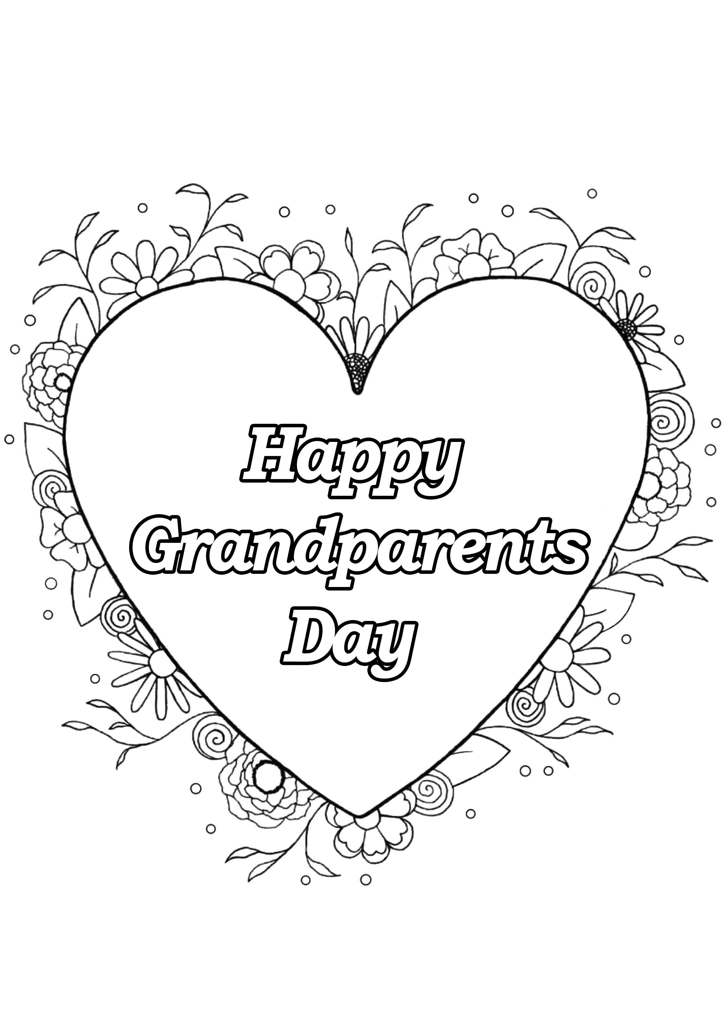 2480x3508 Grandparents Day 4 Grandparents Day