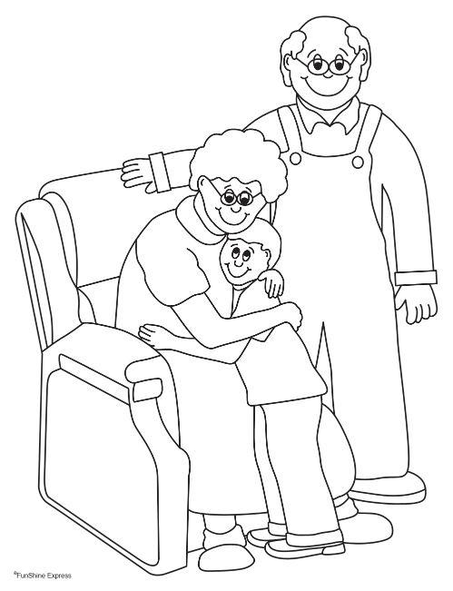 499x651 Celebrate Grandparents! Funshine Blog