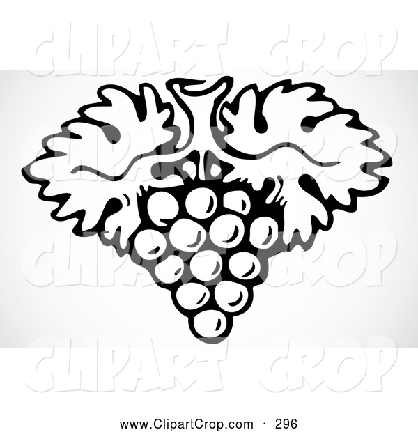 600x620 Cluster Black And White Clipart