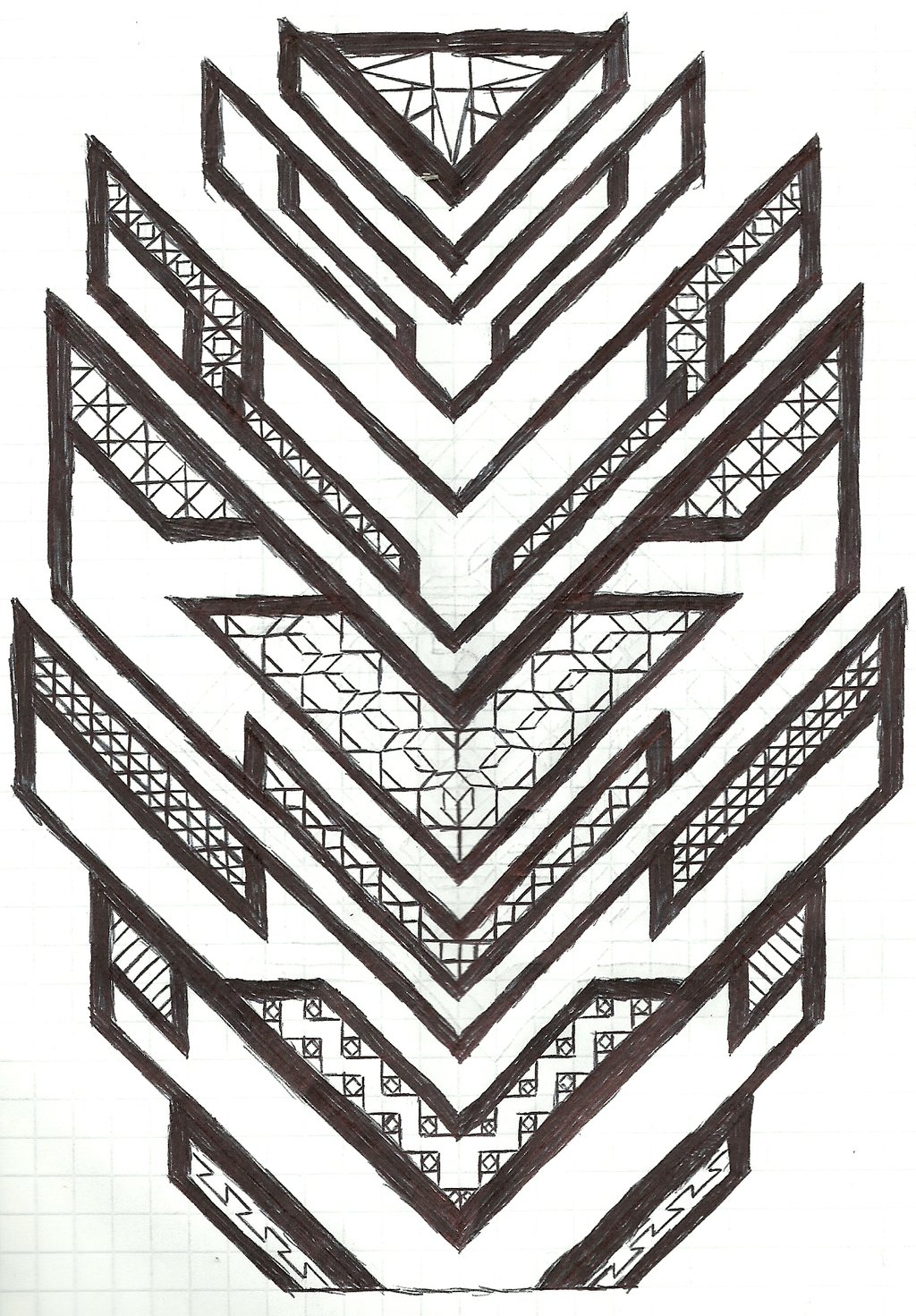 Graph Paper Drawing at GetDrawings.com | Free for personal use Graph ...
